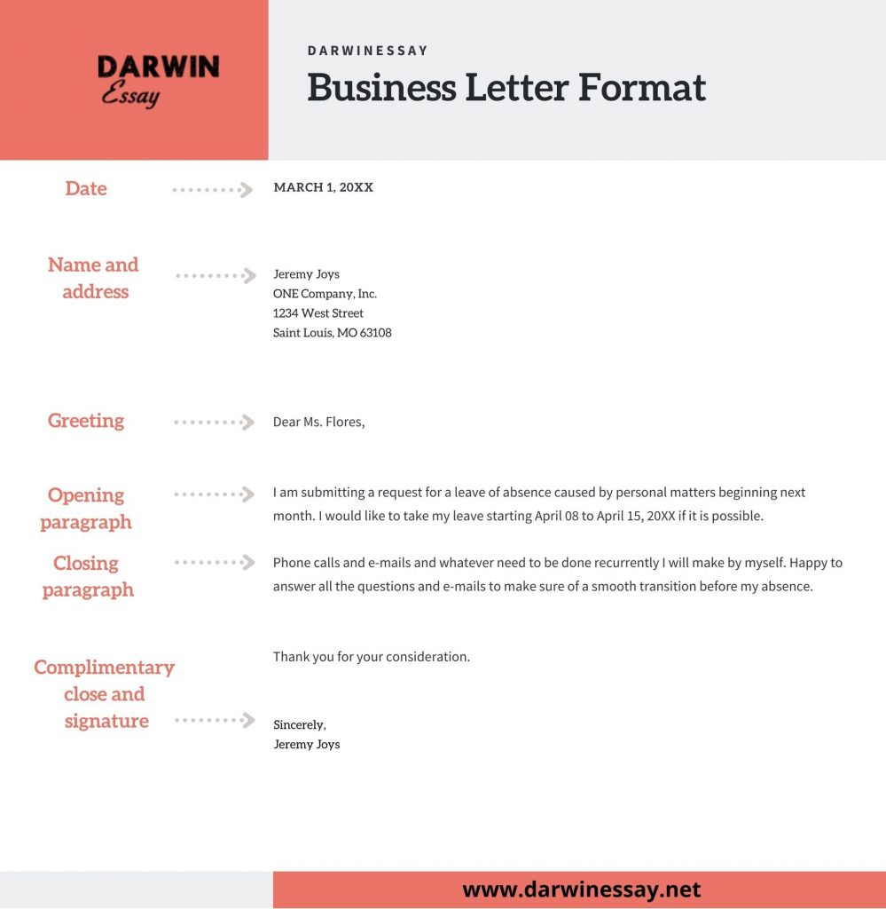 A Convenient Way to Write a Business Letter