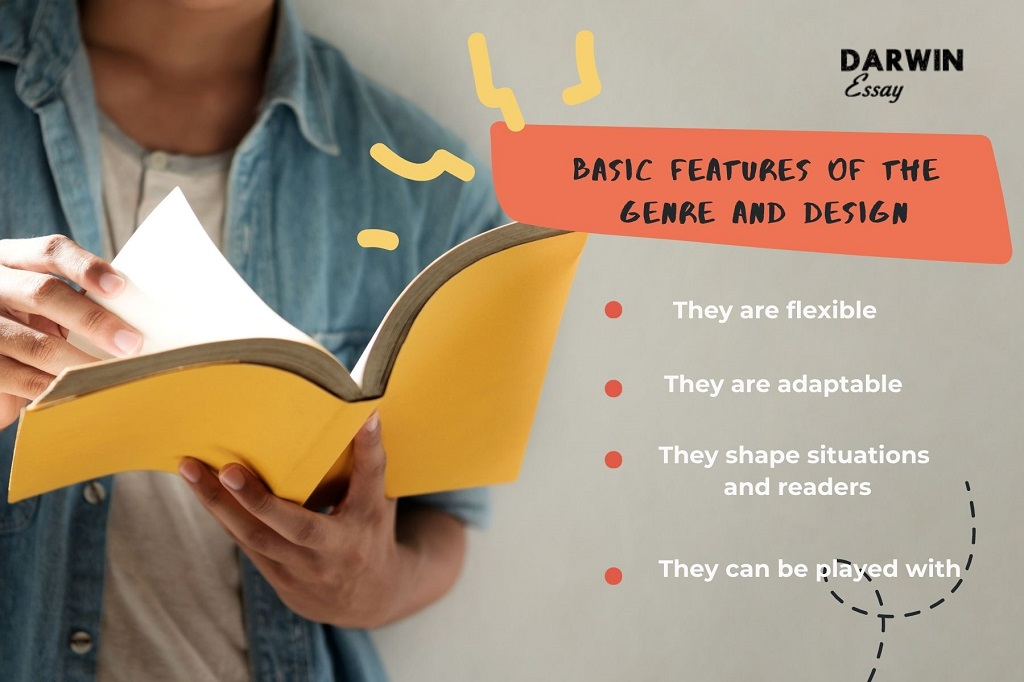 Image for an article about Genres and Style.