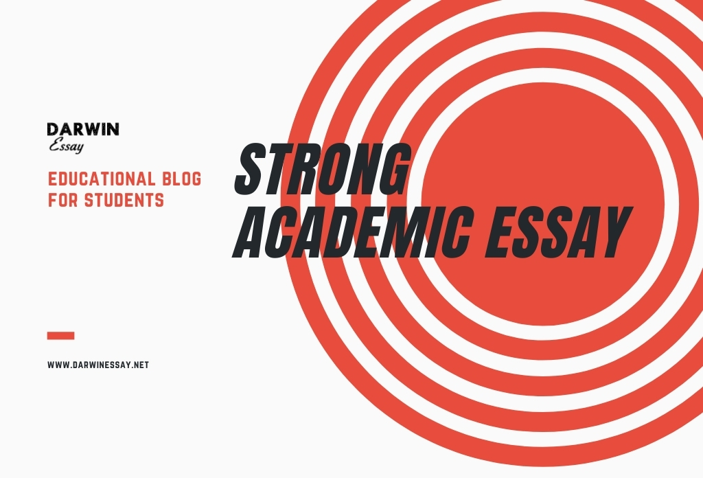 Banner for How to Write a Strong Introduction to an Academic Essay.
