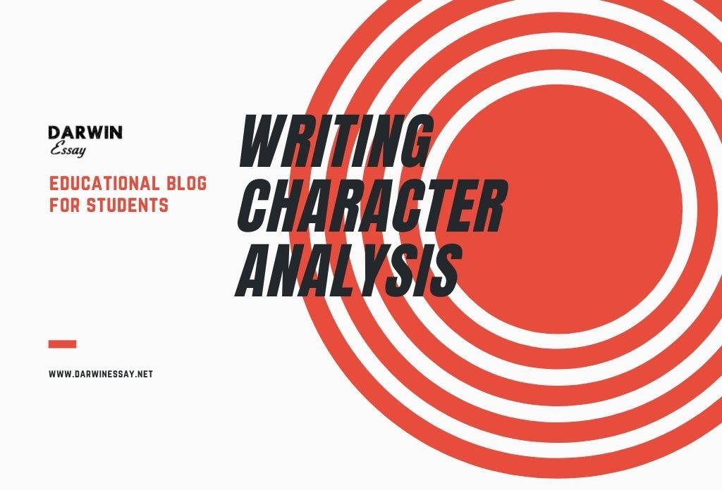 Banner for a Blog Post How to Analyze Literary Characters: Simple Tips for Writers and Students.